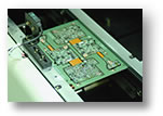 M-TRON Components printed circuit board assembly